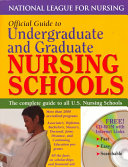Official Guide to Undergraduate and Graduate Nursing Schools