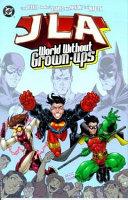 JLA, World Without Grown-ups