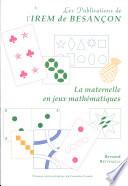 illustration La maternelle en jeux mathématiques