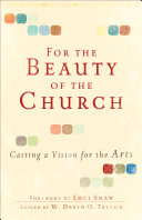 For the Beauty of the Church Etc It Would Be A Much Poorer Place But
