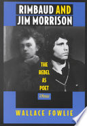 Rimbaud and Jim Morrison