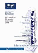 Multikonferenz Wirtschaftsinformatik 2010