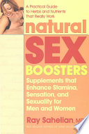 Natural Sex Boosters