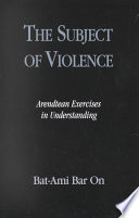 The Subject of Violence
