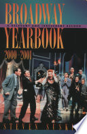 Broadway Yearbook 2000 2001