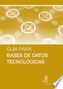 Guide To Technology Databases Spanish Version