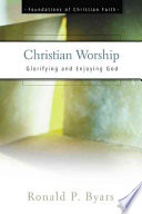 Ebook Christian Worship Epub Ronald P. Byars Apps Read Mobile