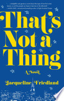 That s Not a Thing Book PDF