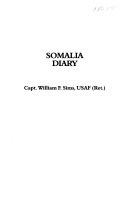 Somalia diary