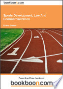 Sports Development  Law And Commercialization