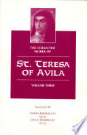 The Collected Works of St  Teresa of Avila  vol 3