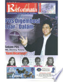 Tabloid Reformata Edisi 14 Mei 2004