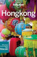 Lonely Planet Reiseführer Hongkong & Macao