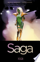Saga, Vol. 4 by Brian K. Vaughan