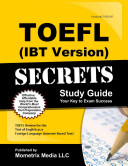 TOEFL Secrets  Internet Based Test Ibt Version
