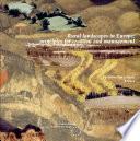 Rural Landscapes In Europe book