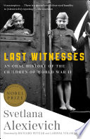 Last Witnesses Book PDF