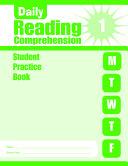 Daily Reading Comprehension Grade 1 Sb