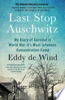 Last Stop Auschwitz Book PDF