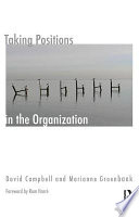 Taking Positions in the Organization