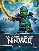 Ninjago Coloring Book