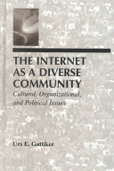 The Internet as a Diverse Community