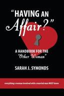 Having an Affair  Book PDF