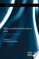 Ethnic and Racial Minorities in Asia