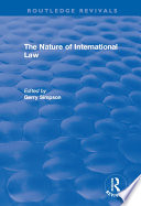 The Nature of International Law