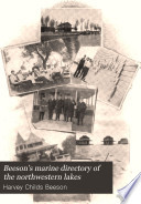 Beeson s Marine Directory of the Northwestern Lakes Book PDF