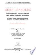 Englisch deutsch  von B  Klatt  neubearb  von E  Klatt  108 137  tausend