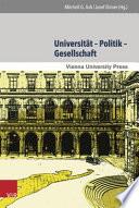 Universitat - Politik - Gesellschaft