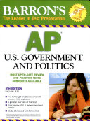 AP R  United States Government   Politics Test And Includes Two Full Length Practice Exams