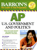 AP R  United States Government   Politics