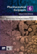 Handbook Of Pharmaceutical Excipients