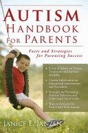 Autism Handbook for Parents