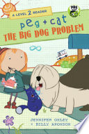 Peg   Cat  the Big Dog Problem