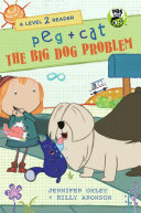 Peg   Cat  the Big Dog Problem