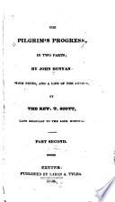 The Pilgrim s Progress  in Two Parts