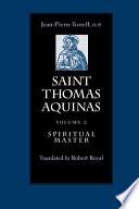 Saint Thomas Aquinas  Volume 2