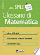 Glossario di matematica