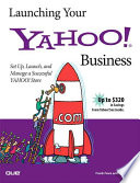 Launching Your Yahoo  Business