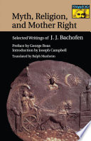 Myth  Religion  and Mother Right