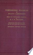 Portuguese Vocables in Asiatic Languages