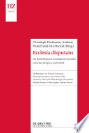 Ecclesia disputans