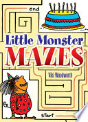 Little Monster Mazes