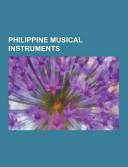 Philippine Musical Instruments