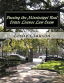 Passing the Mississippi Real Estate License Law Exam