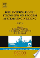 10th International Symposium on Process Systems Engineering   PSE2009