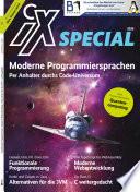 Ix Special Moderne Programmiersprachen